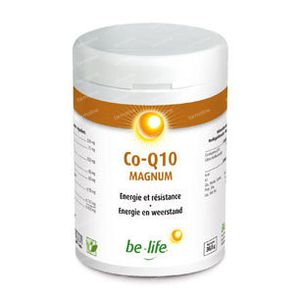 Be Life Enzyme Co-Q10 Magnum 30 capsules
