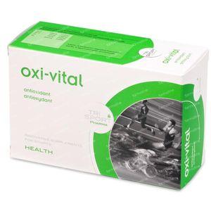 Trisport Pharma Oxi-Vital 60 tabletten