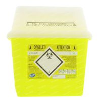 Sharpsafe Naaldcontainer 4145 3l 1 st