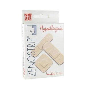 Zenostrip Sensitive Plaster 30 St Cerotti