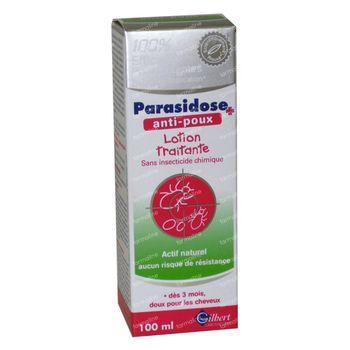 Parasidose Lotion Poux-Lentes 100 ml spray