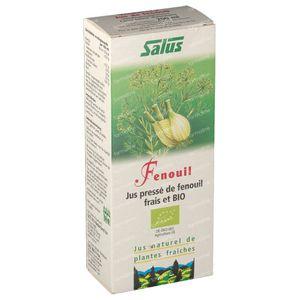 Salus Fennel Juice Bio 200 ml