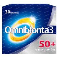 Omnibionta 3 50+ Multivitamine 30  comprimés