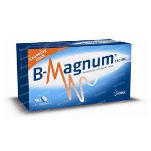 B-Magnum 450mg 90 tablets