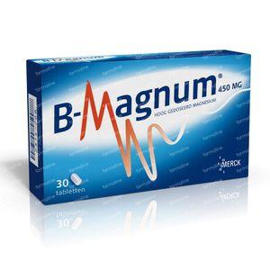 B-Magnum 450mg 30 comprimés