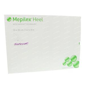 Mepilex Heel Stérile 13cm x 20cm 5 pièces