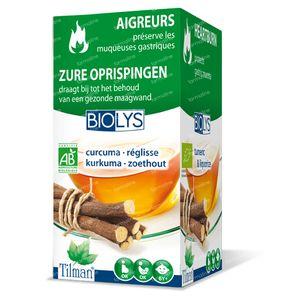 Biolys Kurkuma - Zoethout 20 g zakjes