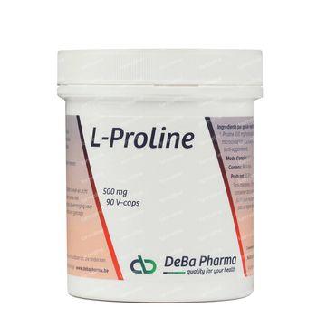 Deba L-Proline 500mg 90 capsules