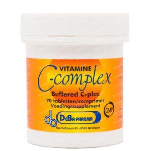 Deba Pharma C-Complex + Bioflavonoïden 90 St compresse