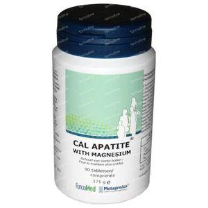 Cal Apatite Magnesium 90 stuks Compresse