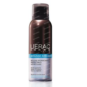 Lierac Homme Mousse De Rasage Hydratante Anti Irritations 150 ml