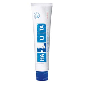 Halita Tandpasta fluoride 75 ml