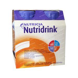 Nutridrink Orange 800 ml