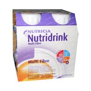 Nutridrink Multifibre Orange 800 ml