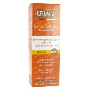 Uriage Zonnemelk Bescherm UV 50 100 ml