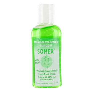 Somex Handgel Desinfecting Fresh Fruit 59 ml