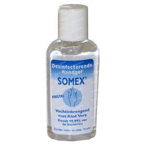 Somex Handgel Desinfecting Crystal 59 ml