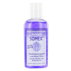 Somex Handgel Desinfecting Wild Berries 59 ml