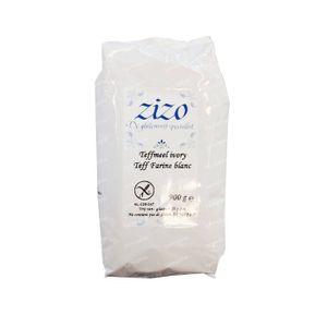 Zizo Teffmeel Wit Brood Glutenvrije Broodmix 900 g