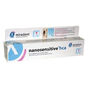 Miradent Nanosensitive Toothpaste Sensitive Teeth 50 ml