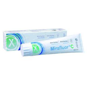 Miradent Mirafluor Toothpaste 100 ml