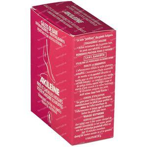 Akileine Voetbad Ontspannende Bruistabletten 120 g bruistabletten