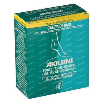 Akileine Galets De Bain Deo Effervescents 7 comprimés effervescents