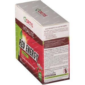 Ortis Red Energy 150 ml