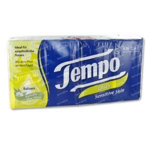 Tempo Plus Mouchoir 12x9 pièces