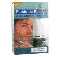 Xlor Rasierfluidum After Shave 2 In 1 Aloë Vera 15+30 ml