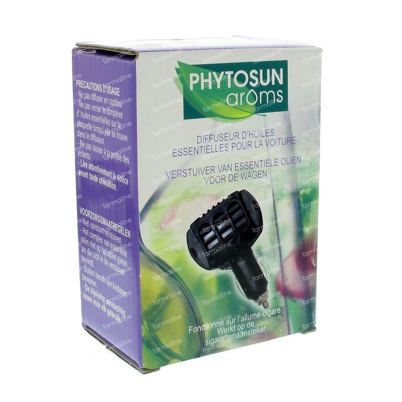 phytosun diffuseur voiture 1 st vente en ligne. Black Bedroom Furniture Sets. Home Design Ideas