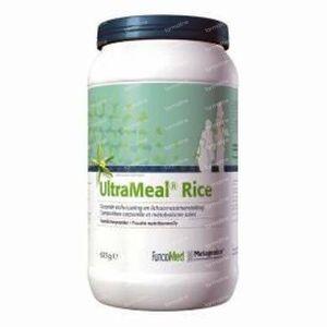 Ultrameal Rice Vanille 623 g Polvora