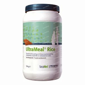 Funciomed Ultrameal Rice Chocolate 784 g polvere