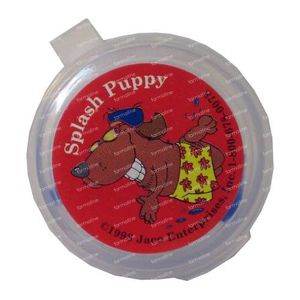 Putty Buddies Bouchon Oreille Nager Silicone 2 pièces