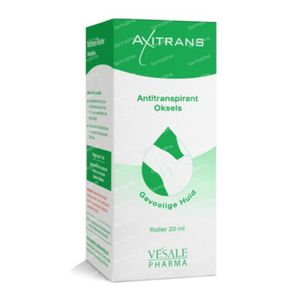 Axitrans peau sensible roller 20 ml
