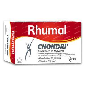 Rhumal-Chondri 800mg 60 St compresse