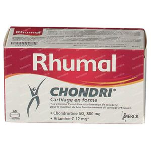 Rhumal-Chondri 800mg 60  Compresse