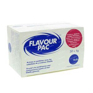 Flavour Pac Cassis 120 g Zakjes