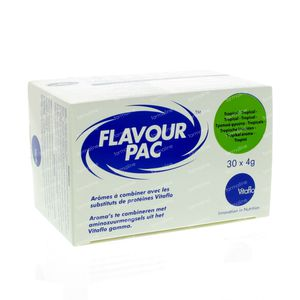 Flavour Pac Framboos 120 g zakjes