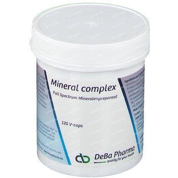 Deba Pharma Mineral-Complex 120 capsules