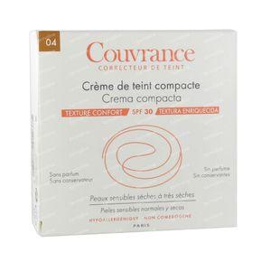 Avène Couvrance Getinte Compact Crème Comfort SPF30 Honing 9,50 g