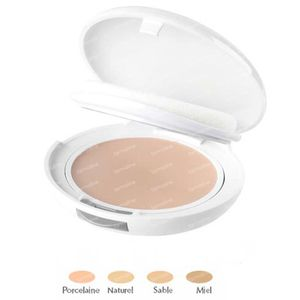 Avène Couvrance Getinte Compact Crème Oil-Free Honing SPF30 9,50 g