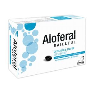 Aloferal 30 capsules