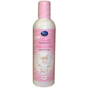 Galenco Noukie's Bath Oil Pink 250 ml
