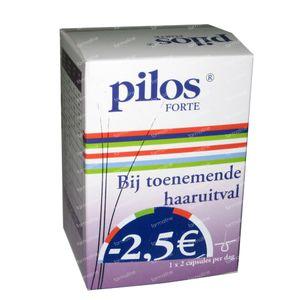 Pilos Forte ACTIE € 2,5 Korting 60 capsules