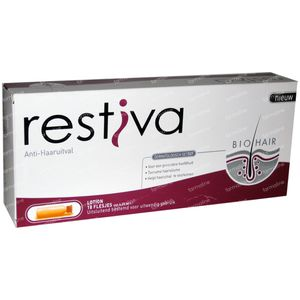 Restiva Lotion Anti-Hair Loss 18 ampollas de picadura