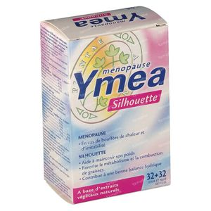 Ymea Menopause & Silhouette 64 capsules