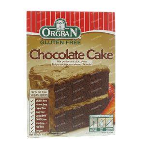 Orgran Mix Gâteau Au Chocolat 375 g