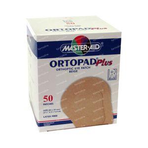 Ortopad Plus Beige Regular 50 Unidades
