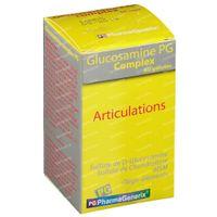 Pharmagenerix Glucosamine Complex Pg 60  capsules